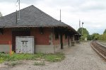 The old CP Galt station