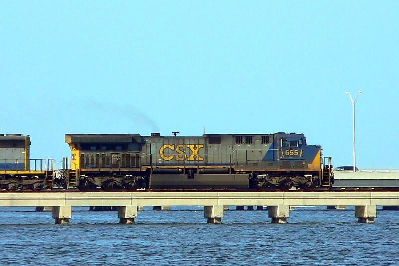 CSX  655