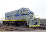 CLCX 8126 ready for NS pickup.