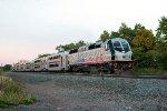 NJT 4014 on Train 5445