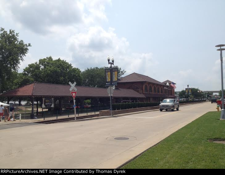 Peoria Rock Island Station