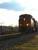 BNSF in Hickory