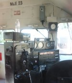 Cab of M&E GP7u 23