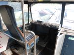 Cab of Newark City Subway PCC 13