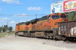 BNSF 4392 and 7416