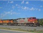 BNSF 4704 5058