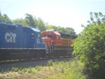BNSF 2794 CBFX 411