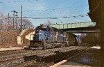 CR SD40-2 6418