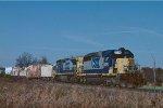 CSX #693