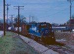 CSX Train #762