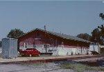 Winsboro depot