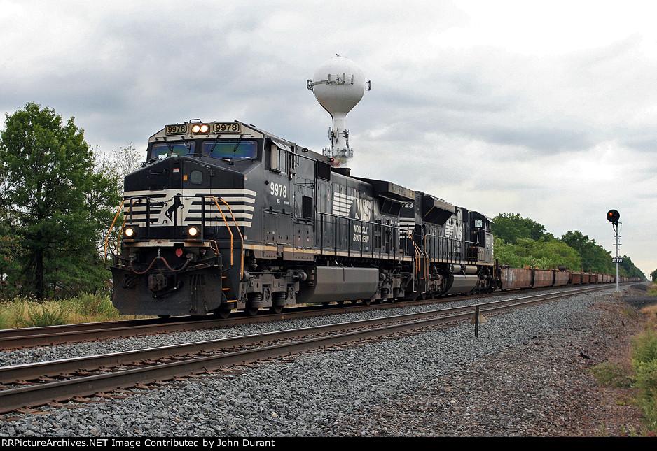 NS 9978 on 24J
