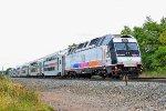 NJT 4506 on Train 5742