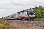 NJT 4521 on Train 5444