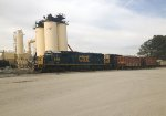 CSX SD50-2's 2492 and 2480