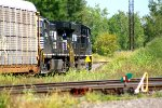 NS 8143 and, NS 9958 on the Howard Runner going by SK Yard