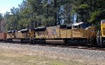 UP SD70's 3914 and 8735