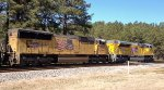 UP SD70's 8836 and 3914