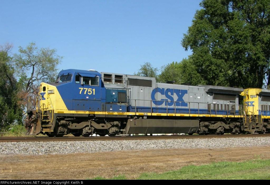 CSX 7751