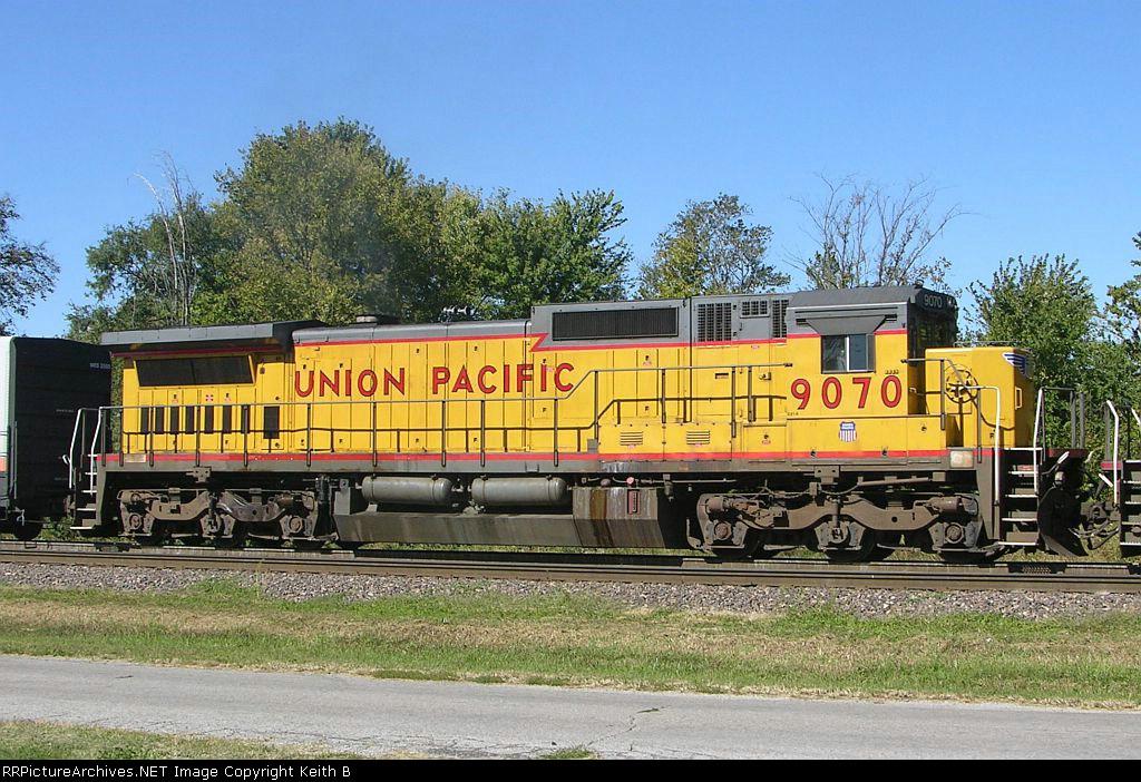 UP 9070