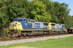 CSX 7751 and 7553