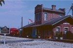 Stevenson AL depot.