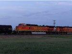 BNSF C44-9W 5331