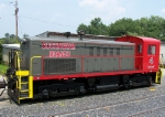 """Buckingham Branch 4 """"The General"""" sports a new coat of paint"""