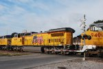 UP 9470 new paint 9-16-2015