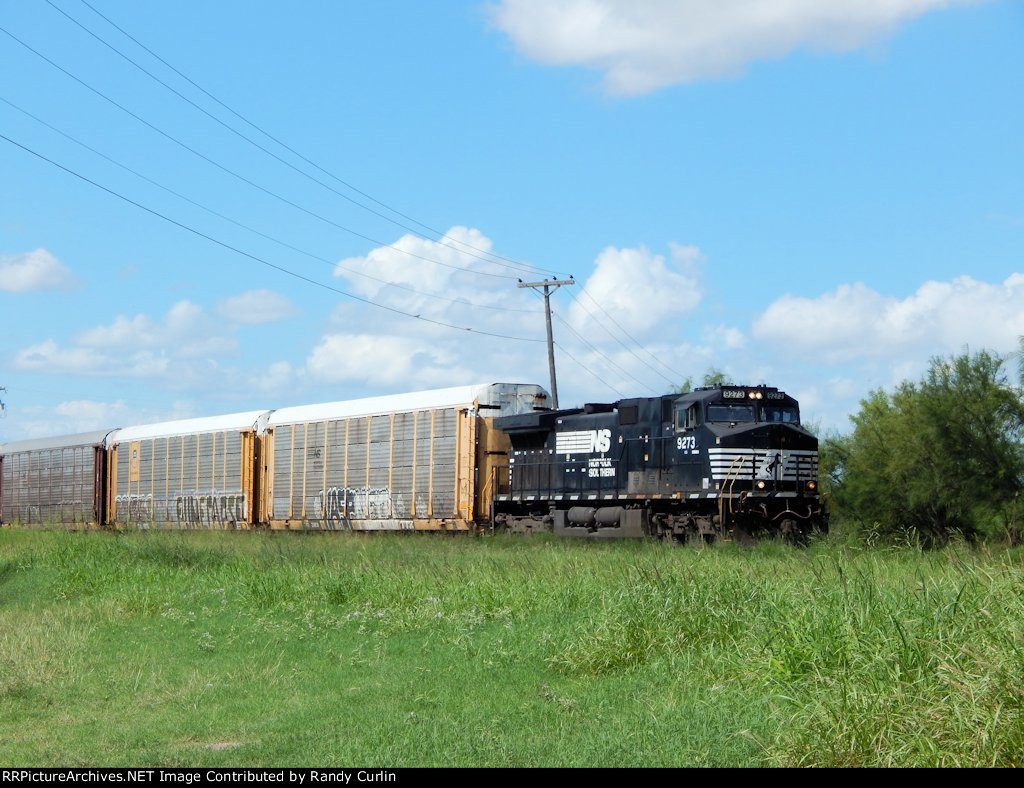 NS 9273 South