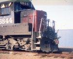 SP SD45T-2R 6844 detail shot