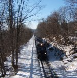 Appalachian Trail crossing - Pan Am