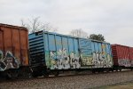 Corinth & Council Boxcar
