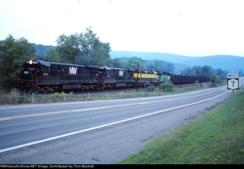 Coal north