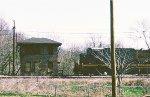 CSX westbound train
