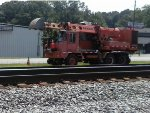 Gradall Truck