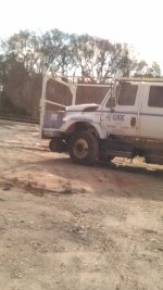 CSX MOW Truck