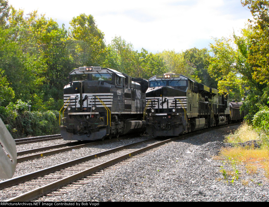 NS 1059 and 8076