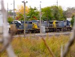 CSX 2788, 505, and 16