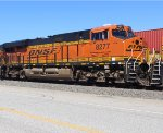BNSF 8277 ES44CW Port of Long Beach