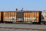Rail Box car Pacific Harbor Line yard Port of Los Angeles