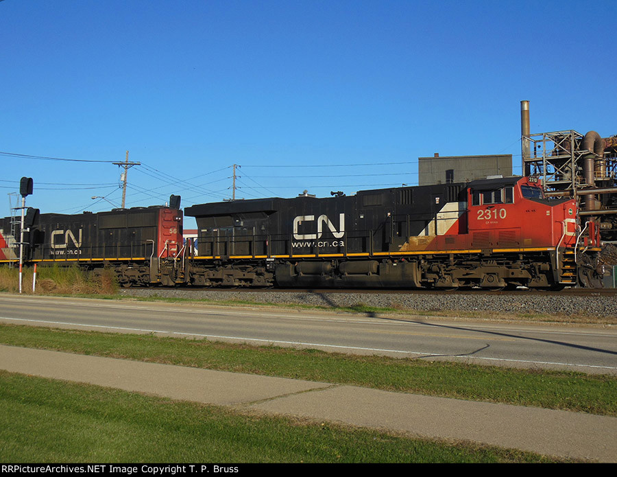 CN 2310 and CN 5647
