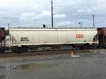 BNSF 480539 The FRISCO heritage hopper
