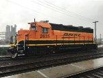 BNSF 2635