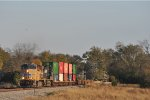 UP 7705 On NS 282 Westbound