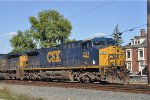 NS 9040 On NS 960 Eastbound