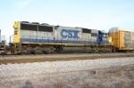 CSX 8543