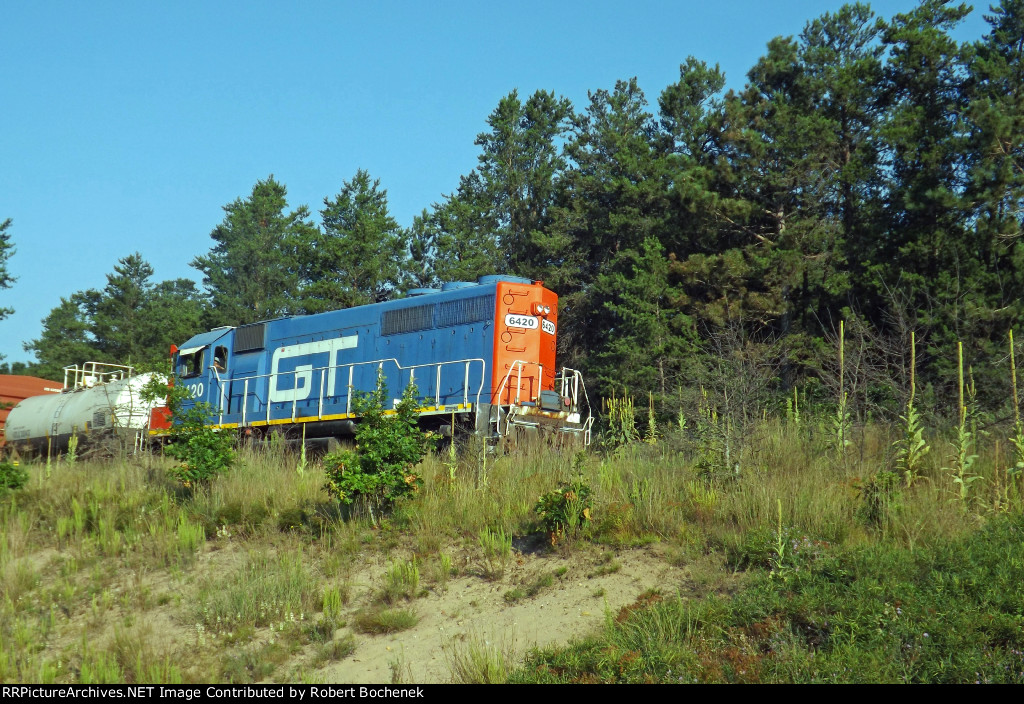 GTW GP40-2 Whiting, WI_8-2-16