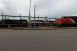 Rail Scene at Stevens Point, WI_3-9-17