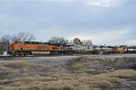 BNSF 7214 on the TULKCK